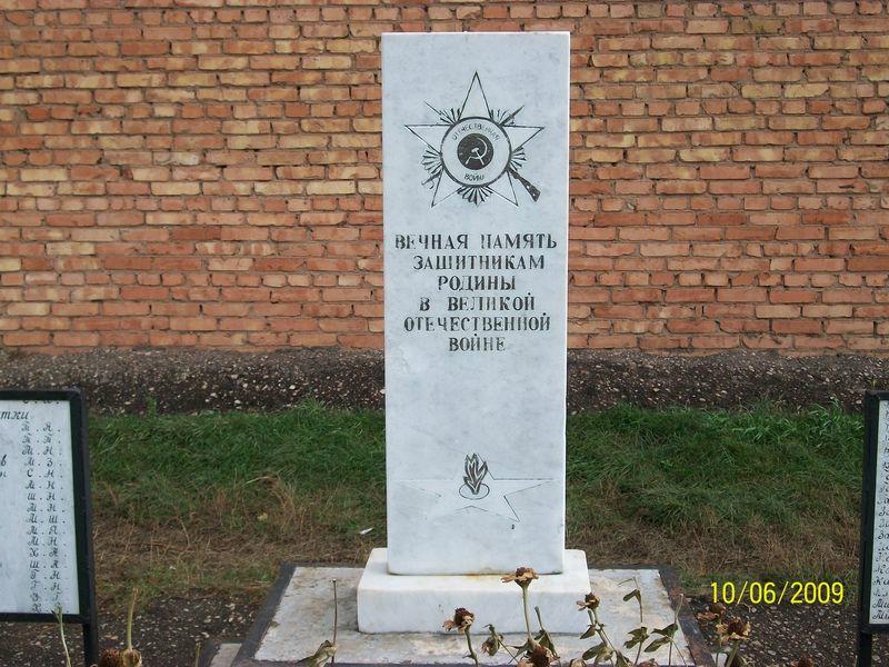 Памятник в Аблаево